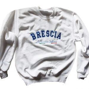 Felpa girocollo Brescia
